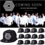 หมวก EXO OVERDOSE LOGO สีดำ (ระบุชื่อ) thumbnail 1