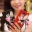 เคส Nubia Z11 Max พลาสติกสกรีนลายดอกไม้แสนหวานพร้อมสายคล้องคุ้มค่ามากๆ ราคาถูก thumbnail 3