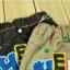 SEV1015 เสื้อผ้าเด็กนำเข้า-พร้อมส่ง TWO&SEVEN กางเกงเด็กแนว ขาเดฟ ปักแปะ HELLO ด้านหลัง เหลือ สีดำ Size 90 thumbnail 3