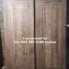 ประตูไม้สักบานคู่ เกรดA รหัส B36