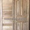ประตูไม้สักบานเดี่ยว,ประตูบานเดี่ยว