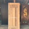ประตูไม้สักโมเดิร์น เกรดB+, B รหัส BBC29