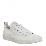 Converse Ctas Lined Loop Ox Pale Putty Suede Metallic Exclusive