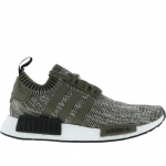 Adidas Originals NMD R1 PK Exclusive FL Color Sesame-Branch-Core Black