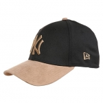 หมวก New Era 9Forty W Cap 2Tone ดำ น้ำตาล