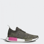 Adidas Originals NMD R1 PK Color Utility Grey/Utility Grey/Shock Pink
