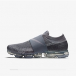 NIKE AIR VAPORMAX FLYKNIT MOC Colour Cool Grey/Hot Punch/White/Wolf Grey