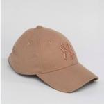 หมวก NEW ERA 9Forty Cap NY in wool rose pink logo