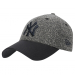 หมวก NEW ERA 9Forty Cap NY Textured Grey
