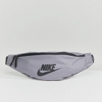 Nike Heritage Bumbag In Grey