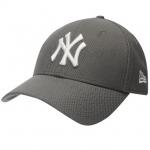 หมวก NEW ERA 9Forty Cap NY สีเทา ไดม่อน