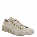 Converse All Star Low Leather Mushroom Blush Gold Exclusive