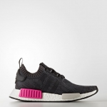 Adidas Originals NMD_R1 W PK Color Core Black/Shock Pink