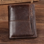 M Ven Leather Insert Dark Brown