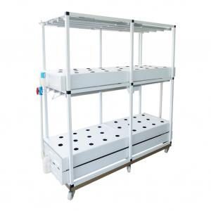 แปลงปลูกผักไฮโดรโปนิกส์ รุ่น DRFT PLUS (168 ต้น)