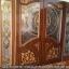 ประตูไม้สักกระจกนิรภัย ปีกนก ชุด4ชิ้น รหัส AAA78 thumbnail 1