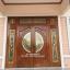 ประตูไม้สักกระจกนิรภัย ชุด7ชิ้น รหัส AAA163 thumbnail 1