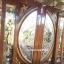ประตูไม้สักกระจกนิรภัยแตงโมเต็มบาน ชุด4ชิ้น รหัสAAA109 thumbnail 1