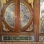 ประตูไม้สักกระจกนิรภัยแกะหงส์มังกร ชุด7ชิ้น รหัส AAA57 thumbnail 1