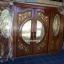 ประตูไม้สักกระจกนิรภัยบานเลื่อนแกะองุ่น ชุด4ชิ้น รหัสAAA21 thumbnail 3