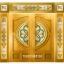 กระจกนิรภัยสเตนกลาส รหัส G02 thumbnail 1