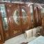 ประตูไม้สักกระจกนิรภัยสเตนกลาส รหัสAAA105 thumbnail 1