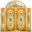 กระจกนิรภัยสเตนกลาส ชุด5ชิ้น รหัส G23 thumbnail 1