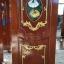 ประตูไม้สักบานเดี่ยว หลุยฟักทอง เกรดA, B+ รหัส C82 thumbnail 1