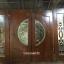 ประตูไม้สักกระจกนิรภัย ชุด4ชิ้น รหัส AAA94 thumbnail 1