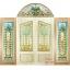กระจกนิรภัยสเตนกลาส ปีกนก ชุด 5ชิ้น รหัส G29 thumbnail 1