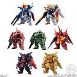 FW Gundam Converge #9 (Full Set 7 Boxes)
