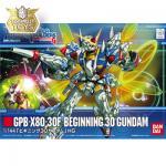 1/144 HGGB 006 GPB-X80-30F Beginning 30 Gundam