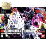 1/144 HGFC 128 MASTER GUNDAM & FUUNSAIKI