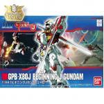 1/144 HGGB 007 GPB-X80J Beginning J Gundam