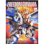 SD BB 257 FREEDOM GUNDAM