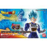 Figure-rise Standard Super Saiyan God Super Saiya Vegeta