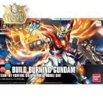 1/144 HGBF 018 BG-011B Build Burning Gundam