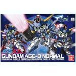 SD BB 372 Gundam AGE-3