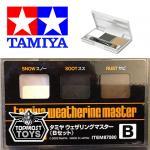 TAMIYA WEATHERING MASTER SET B 87080