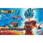 Figure-rise Standard Super Saiyan God Super Saiyan Son Goku