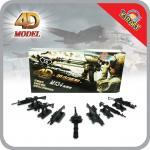โมเดลปืน (Gun Model)