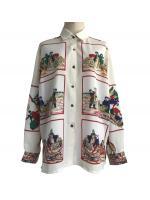 เสื้อเชิ้ต เสื้อวินเทจ BRAND : GIOR GIO VERS ANNI