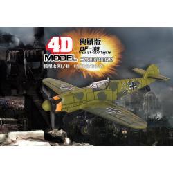 โมเดลเครื่องบินรบ BF-109