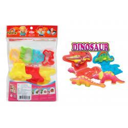 Dinosaur Mold: ชุดแม่พิมพ์ ไดโนเสาร์