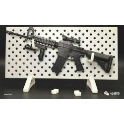 ชุดโมเดลปืนประกอบทหาร Series 4 โมเดลปืน MK18