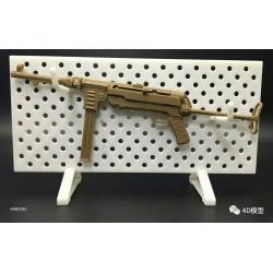 ชุดโมเดลปืนประกอบทหาร Series 4 โมเดลปืน MP40