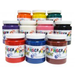 สีฟิงเกอร์เพนท์ 250 g. (Finger Paint)