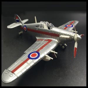 โมเดลเครื่องบินรบ Hurricane แบบ E