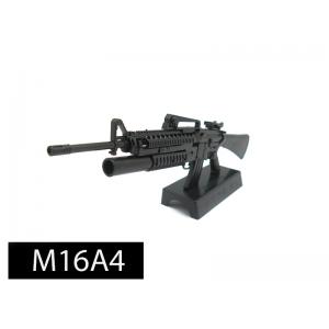 โมเดลปืน 4D Model โมเดลปืนทหาร แบบ M16A4