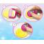 แป้งโดว์25กรัม 6 สี + แม่พิมพ์พริ้นเซส (Disney Princess Dough 25 g. Set) thumbnail 6